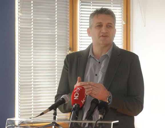 Pomoćnik gradonačelnika Loznice Dejan Stalović