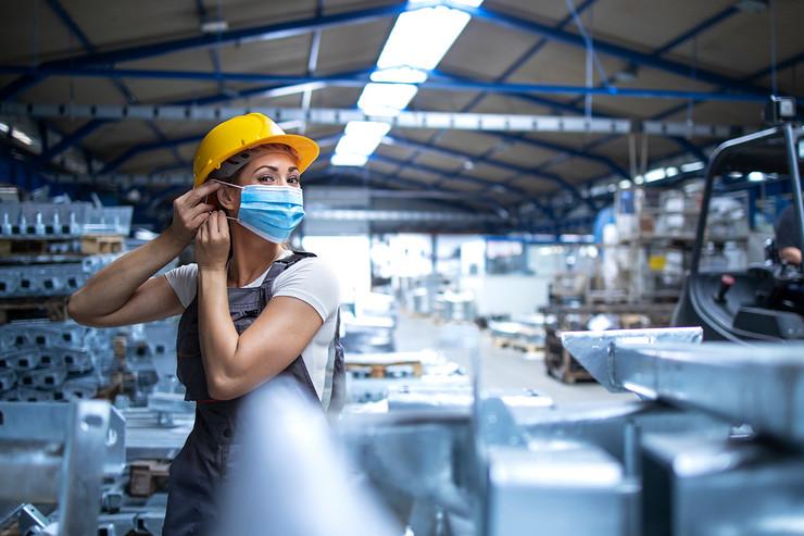 radnici industrija privreda