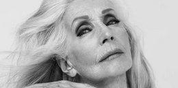 Piękna 80-latka naga Polka w reklamie