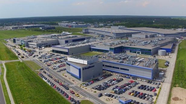 Campus BorgWarner w Polsce, Jasionka koło Rzeszowa