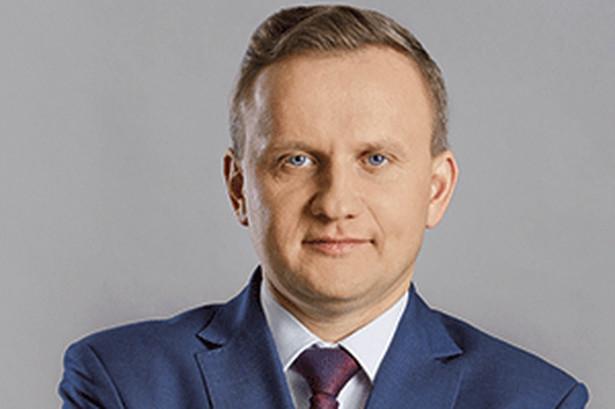 Bartosz Marczuk wiceprezes Polskiego Funduszu Rozwoju