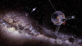 Posłańcy do gwiazd - pięć pojazdów kosmicznych, opuszczających Układ Słoneczny