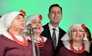 Kosiniak-Kamysz: Moi wyborcy mają swój rozum