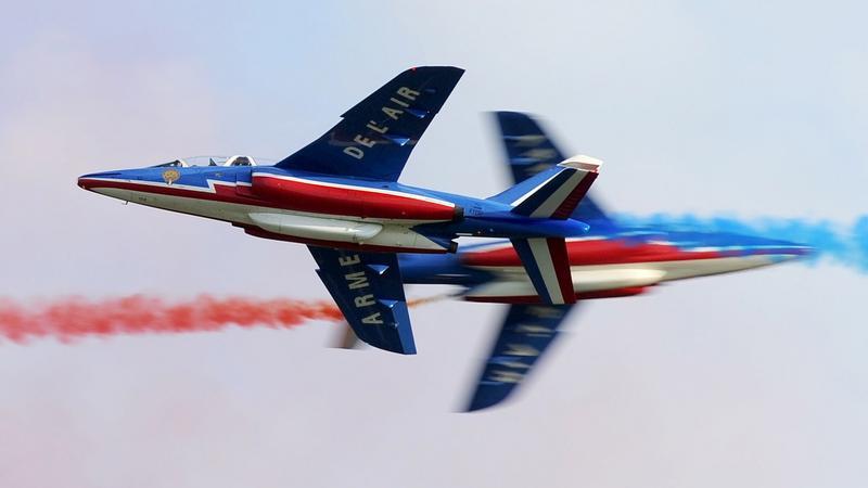 Drugi dzień Air Show w Radomiu