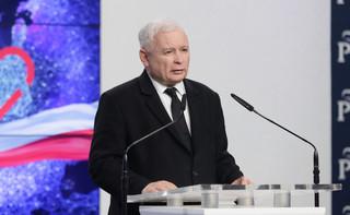 Kaczyński: Każdy kto głosuje na Koalicję Europejską prowadzi do tego, że będziemy poddani represjom ekonomicznym