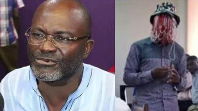 NDC is planning to kill journalist I threatened and blame it on me – Kennedy Agyapong alleges