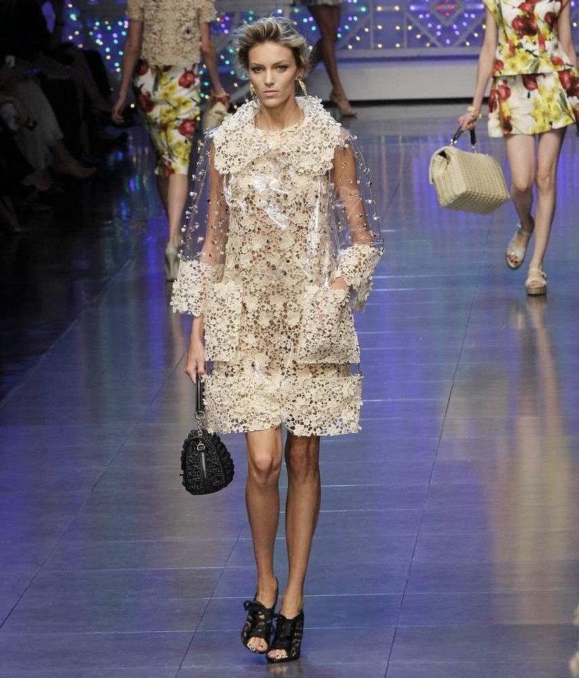 Dolce & Gabbana wiosna lato 2012