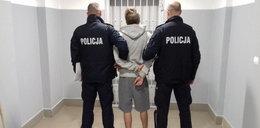 Bandzior dusił na ulicy dziecko. Powstrzymał go więzienny strażnik