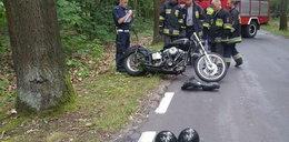 Tragedia na drodze! Nie żyje dwójka motocyklistów