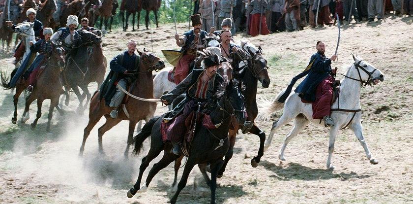 Damar służył w armii i zagrał wierzchowca Bohuna. Teraz galopuje po niebieskim stepie
