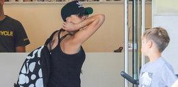 Nawet Victoria Beckham nosi plecak!