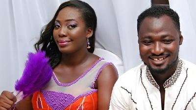 'May Jehovah bless this union' - Funny Face congratulates ex-wife on her second marriage