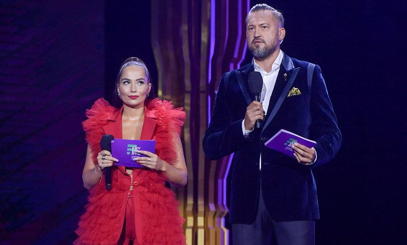Mery Spolsky i Marcin Prokop.
