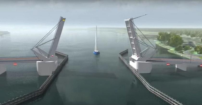 Tak będzie wyglądał nowy most