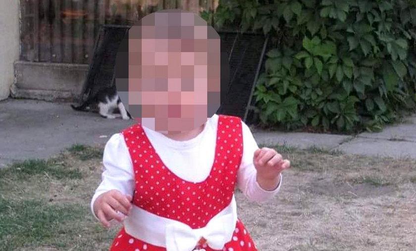 Tragiczny pożar w Leżachowie. Nie żyje ojciec, dziecko walczy o życie