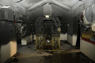 W grobowcu cadyka Elimelecha w Leżajsku wybuchł pożar