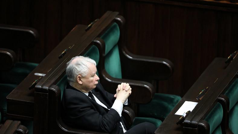 Jarosław Kaczyński sejm 6 kwietnia