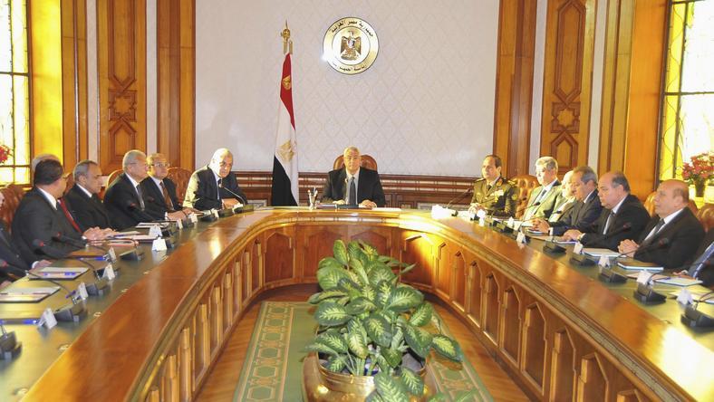 Nowy rząd Egiptu zdelegalizował Bractwo Muzułmańskie