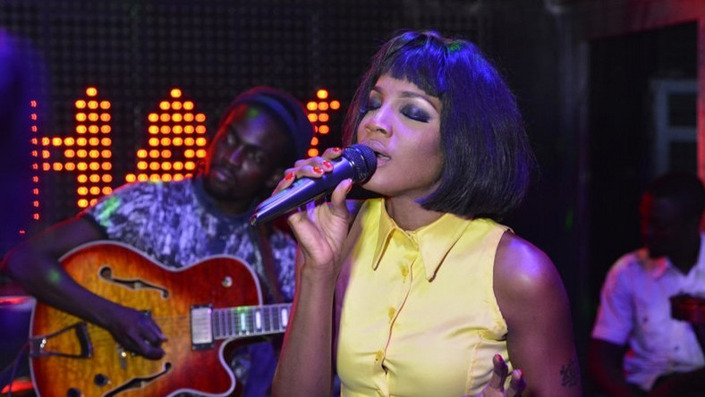 Seyi Shay is grateful for her nominations at the 2015 MAMAs.