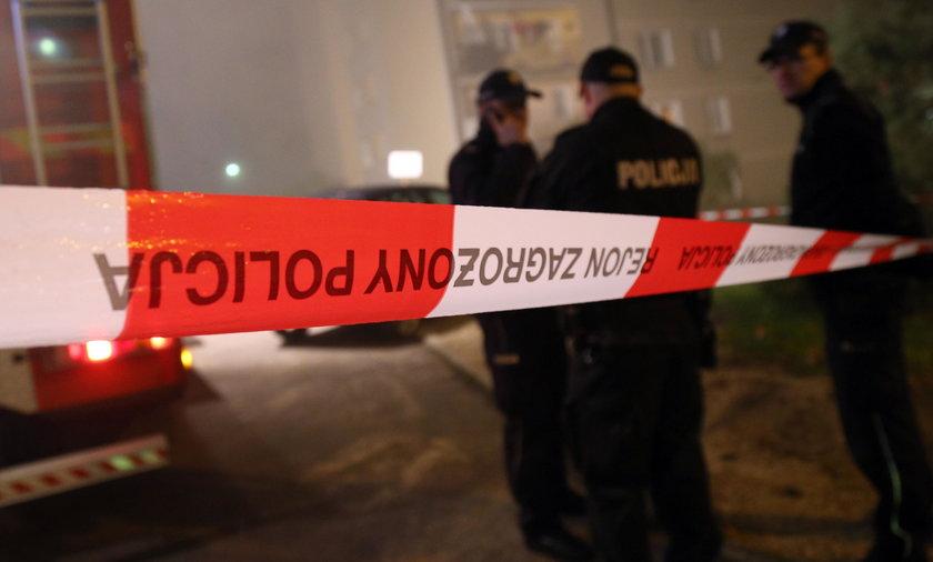 Dwa ciała znaleziono w Knurowie k. Nowego Targu