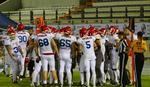 SPEKTAKL U NIŠU Duel Srbija - Turska u američkom fudbalu