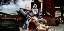 Profanacja. Spalili Jezusa, Matce Boskiej urwali głowę