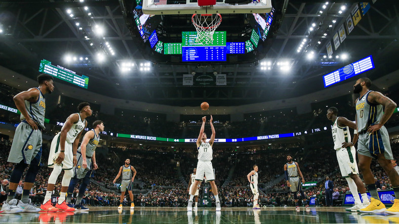 Indiana Pacers - Milwaukee Bucks