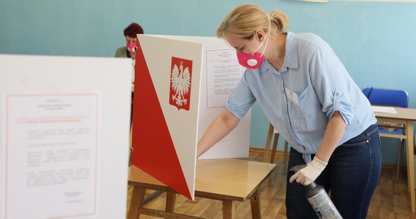 Wybory 2020: jakie zasady i środki ostrożności będą obowiązywać