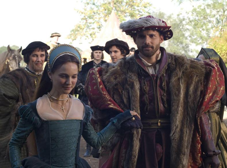 """Kadr z filmu """"Kochanice króla"""" tu Natalie Portman"""