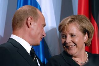 Reprezentacja niemieckiego CSU w Moskwie. 'To szpilka wbita w Merkel'
