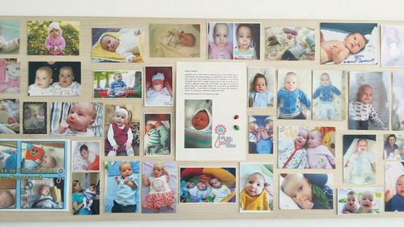 Centar za VTO u Valjevu - galerija rođenih beba