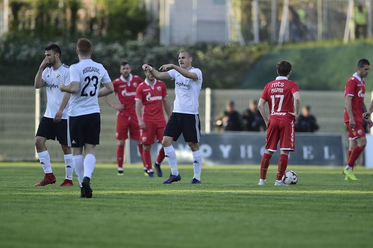 FK Čukarički, FK Crvena zvezda
