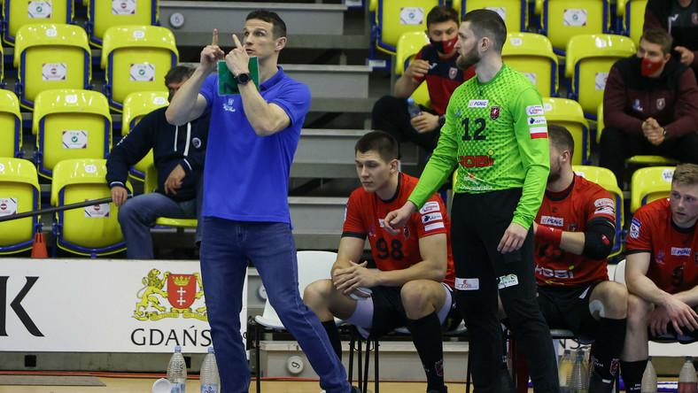 Trener MMTS Bartłomiej Jaszka