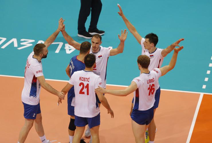 Odbojkaška reprezentacija Srbije, Odbojkaška reprezentacija Nemačke