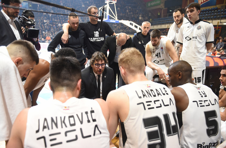 KK Partizan, KK Mega Bemaks