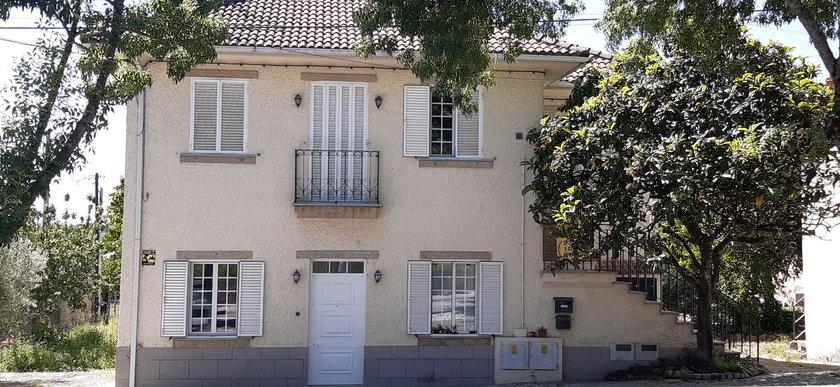 W tym domu w miejscowości Viseu wychował się Paulo.