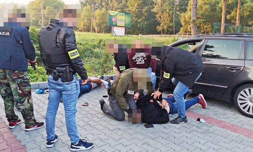 Złodzieje z Rumunii w rękach policji. Przyjeżdżali do Polski, żeby kraść