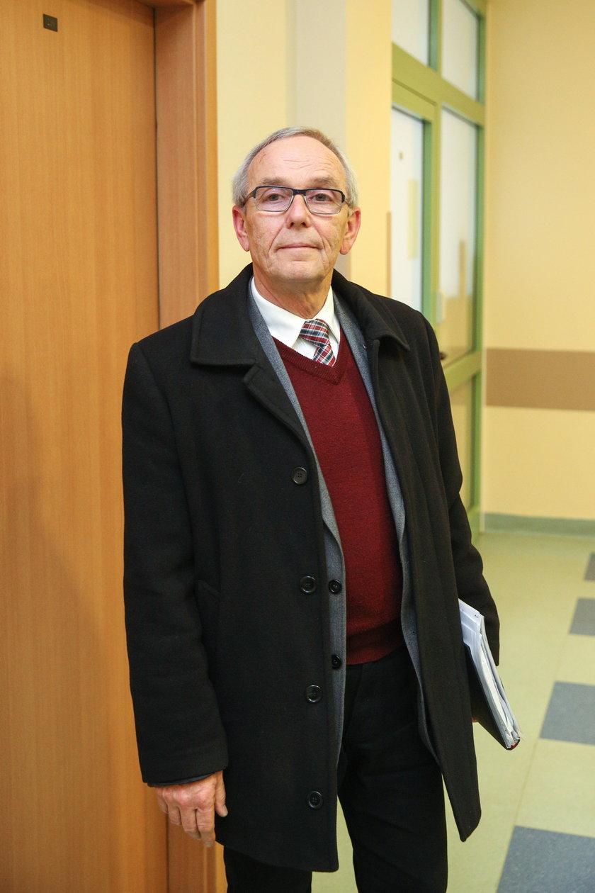 Marek Nikiel dyrektor szpitala im T. Marciniaka