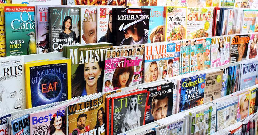 Oto tytuły prasowe, które zniknęły z polskiego rynku w 2016 roku