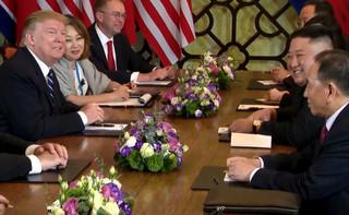 Szczyt USA-Korea Północna zakończył się bez porozumienia