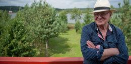 Jan Nowicki: jestem szczęśliwy, a wnuczką się nie zajmuję