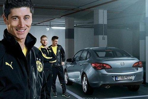 Robert Lewandowski przesiada się do Ferrari