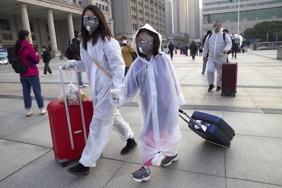 Kina u doba korona virusa