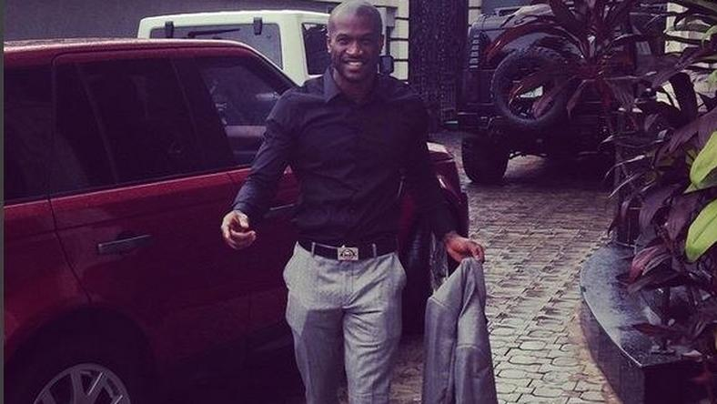 Peter Okoye lands another sweet deal.
