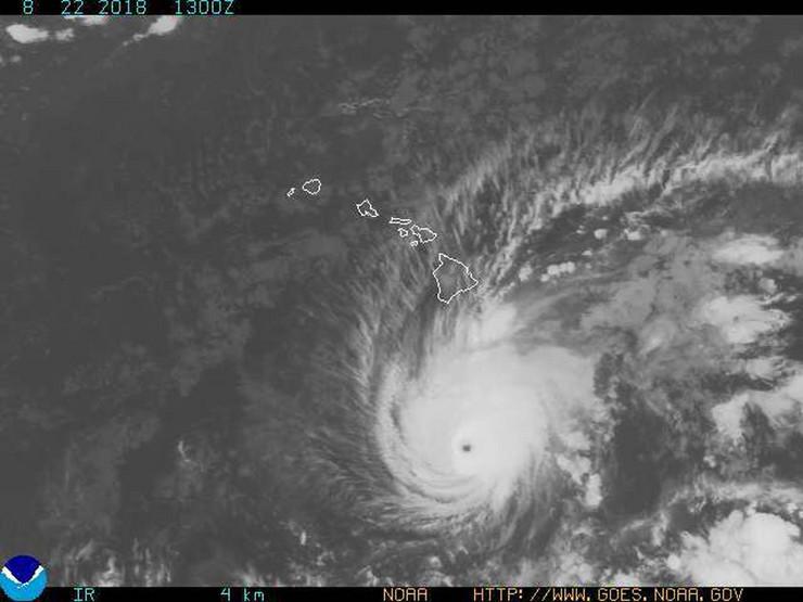 Havaji uragan foto tanjug ap