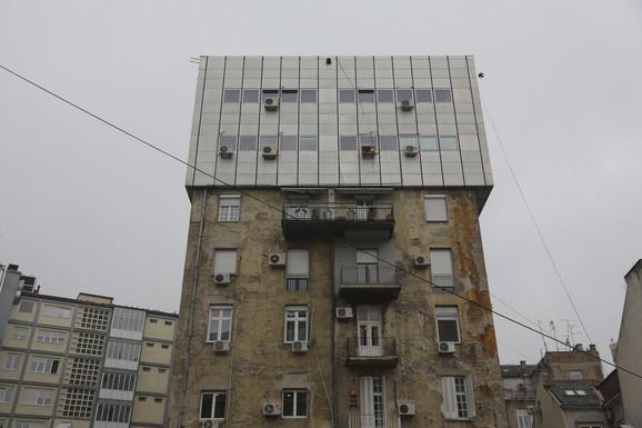 Hit nadogradnja u centru Beograda