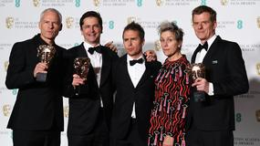 """Nagrody BAFTA: """"Trzy billboardy za Ebbing, Missouri"""" najlepszym filmem roku"""
