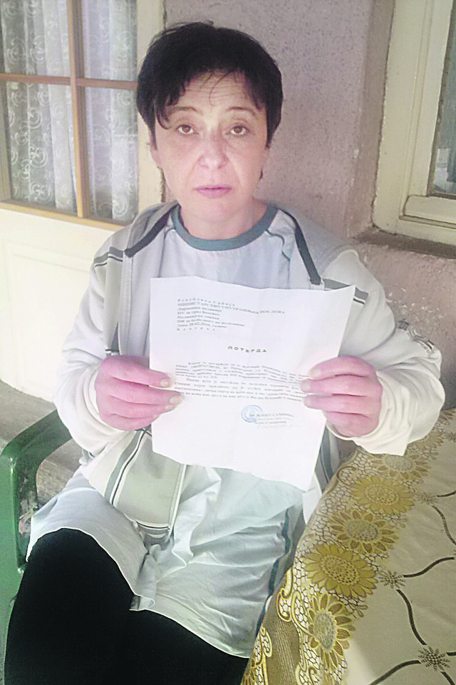 Od stresa se onesvestila, pa morala i u Dom zdravlja: Marijana Vuković iz Prokuplja