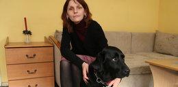Okulista nie przyjął pacjentki, bo była z psem przewodnikiem