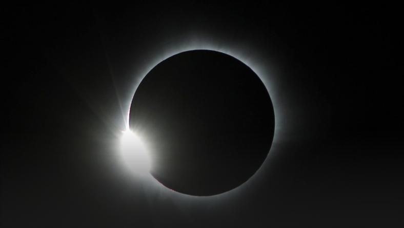 epaselect INDONESIA SOLAR ECLIPSE (Solar eclipse in Central Sulawesi, Indonesia)